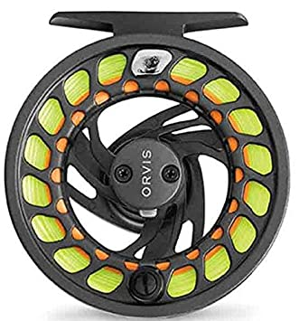 2019 Orvis Clearwater II Fly Reel, Fully Loaded Orvis Clearwater WF4F Fly Line