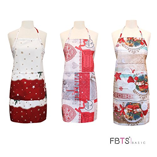 Top 10 holiday aprons for women with pockets for 2020
