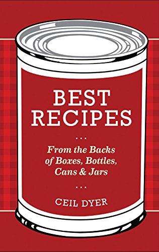 Best Recipes From the Backs of Boxes, Bottles, Cans, and ()
