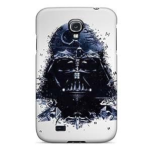 Samsung Galaxy S4 Fuy16450cJzS Custom Stylish Star Wars Darth Vader Artwork Skin Excellent Hard Cell-phone Cases -KennethKaczmarek