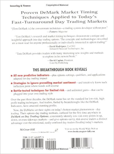 Demark on day trading options pdf download