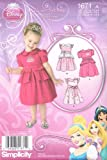 Best Simplicity Creative Group Inc - Patterns Peplum Dresses - Simplicity Disney Costume Pattern 1671 Toddler Dress Review