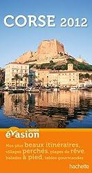 Guide Evasion Corse 2012