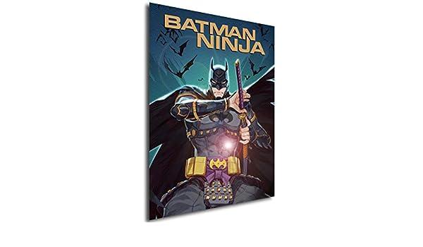 Instabuy Poster Cartel de pelicula - Batman Ninja (A4 30x21 ...