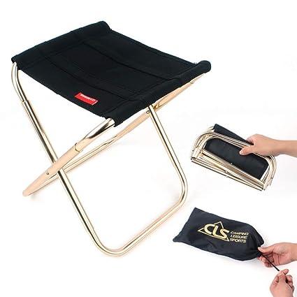 Miraculous Amazon Com Mini Super Lightweight Portable Folding Stool Evergreenethics Interior Chair Design Evergreenethicsorg