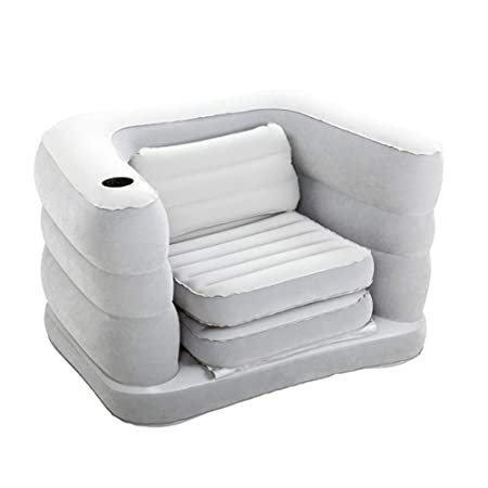 Plegable Sofa Hinchable del Aire del Ocioso de Playa,Portable para ...