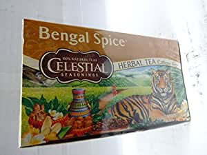 Celestial Seasonings Bengal Spice Herb Tea