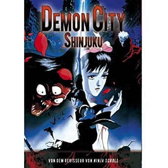 Demon City - Shinjuku [Alemania] [DVD]: Amazon.es: Yoshiaki ...