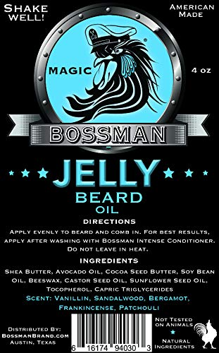 bossman beard, boss man, bossman brands, bossman com, beard products, the boss man, beard creator, beard jelly