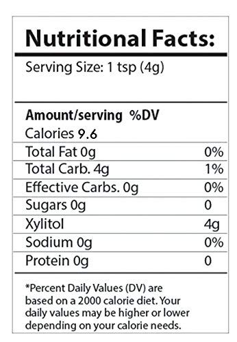 Health Garden Birch Xylitol Sugar Free Sweetener, All Natural, Non GMO (Not from Corn (10 LB) by HEALTH GARDEN (Image #7)