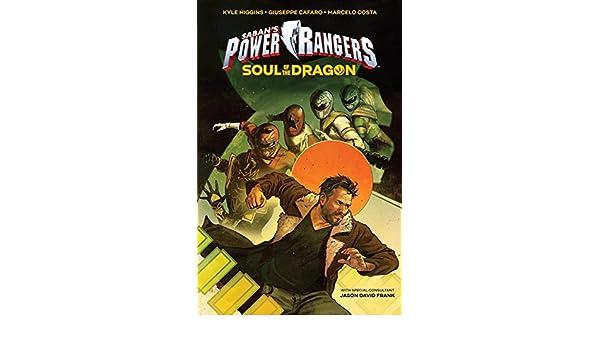Sabans Power Rangers Original Graphic Novel: Soul of the ...