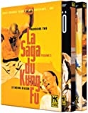 Coffret La Saga du Kung Fu - Vol.2 : Le Moine d'acier / Warriors Two