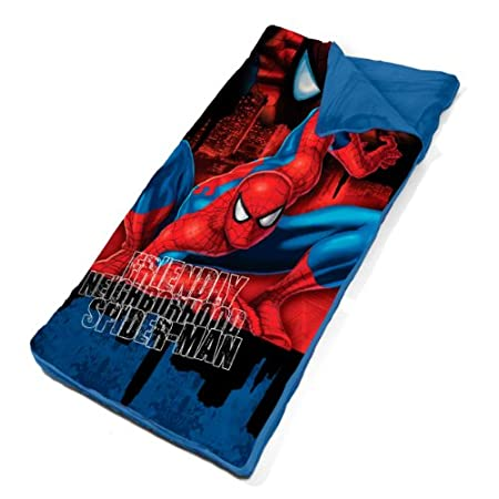 Marvel Avengers Sling Bag Slumber Set