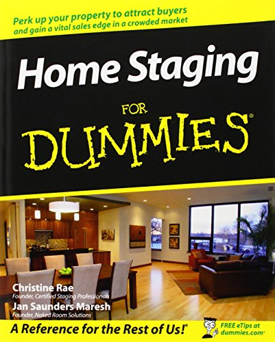 Home Staging For Dummies ()