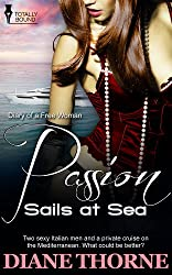 Passion Sails at Sea (Diary of a Free Woman Book 3)