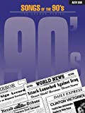 Songs of the 90's, , 0634059939