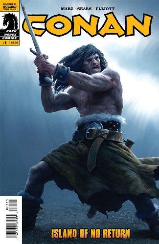 Conan Island Of No Return #1 pdf epub