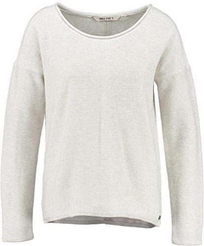 Garcia - Camiseta de tirantes - Manga Larga - para mujer spring white 86