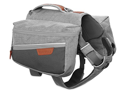 Leg Right Waist Attachment (Ruffwear Commuter Everyday Pack for Dogs, Cloudburst Gray, Large/X-Large)
