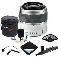Nikon 1 Nikkor 30-110mm f/3.8-5.6 VR Lens Bundle. Value Kit with Accessories