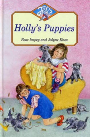 book cover of Holly\'s Puppies