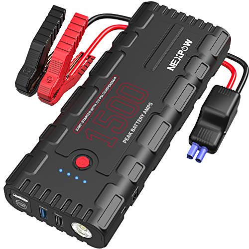 NEXPOW Battery Starter 21800mAh Charge product image