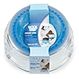 Cooling Bowls For Dogs Freezer Inserts For Cold Water on Hot Summer Days 16 oz