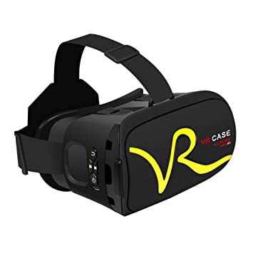 Bluetooth Vr Reality Avec 3d Fonction Virtual GlSer Lunettes 5Rc34SjqAL