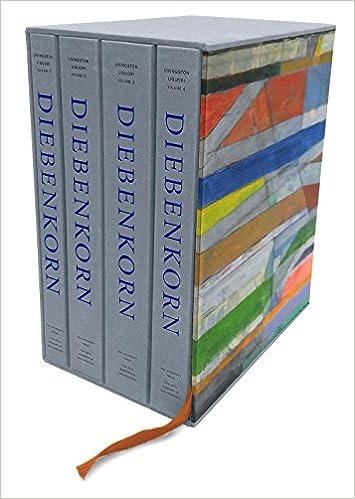 richard diebenkorn the catalogue raisonn