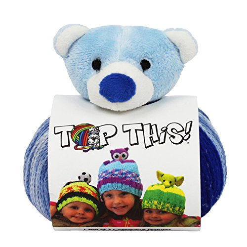 DMC TTY15TB Top This! Teddy Bear Yarn Kit (Bears Top)