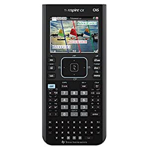 Texas Instruments Nspire CX CAS Graphing Calculator