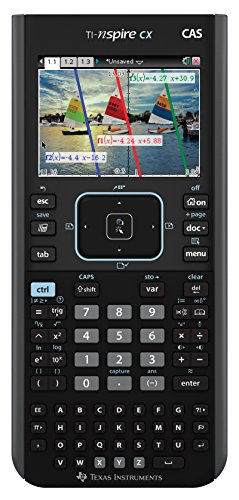 Electronics : Texas Instruments Nspire CX CAS Graphing Calculator