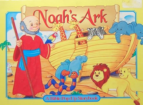 Noah's Ark: A Pop-Up Book