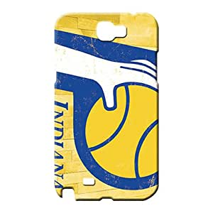 samsung note 2 Ultra Plastic Eco-friendly Packaging mobile phone skins indiana pacers nba basketball