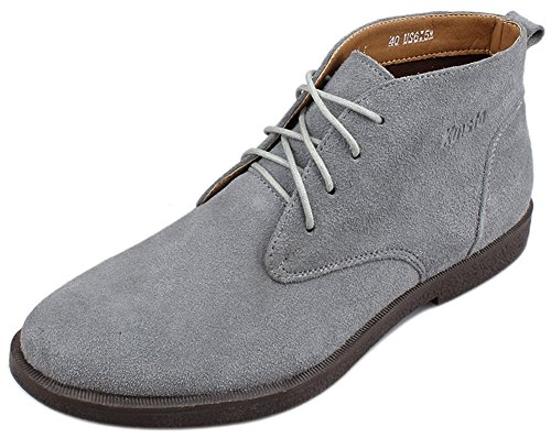 Kunsto Nubuck Leather Ankle CLEARENCE
