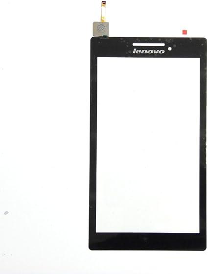 10 20/F Avant en Verre r/éparation DYYSELLS F48/= Lenovo A7 2/Num/ériseur /à /écran Tactile de Remplacement pour Lenovo Tab 2/A7