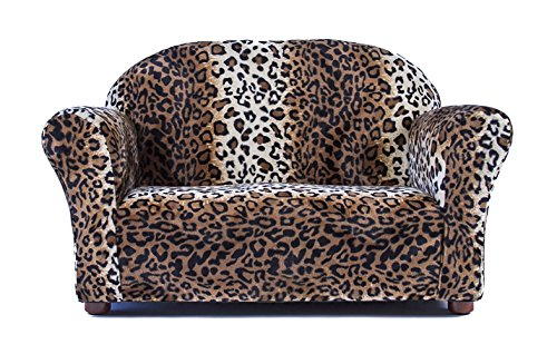 keet-roundy-faux-fur-childrens-sofa-leopard