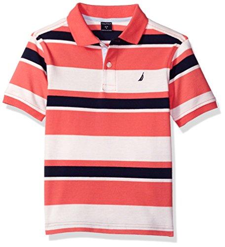 Nautica Boys Multi Color Stripe