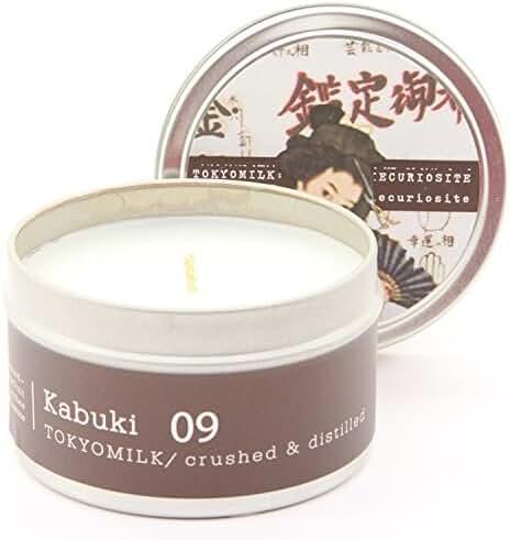 Tokyo Milk Kabuki Tin Candle No.9-4 oz.