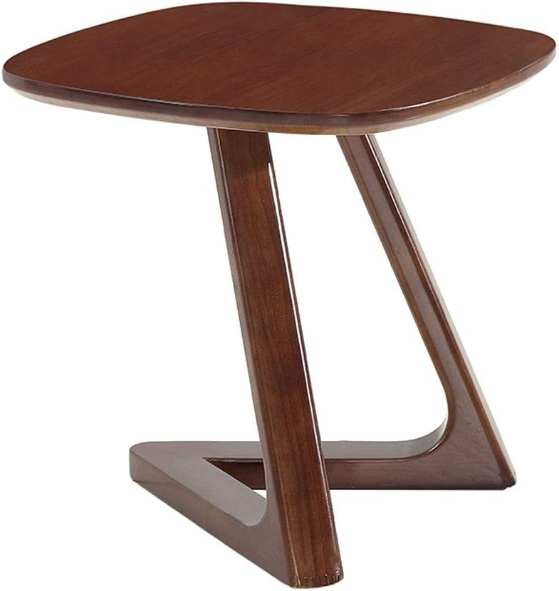 2020 Nieuw Woonkamertafel Nordic massief houten theetafel kleine bijzettafel creatieve kleine salontafel eenvoudig nachtkastje mini sofa zithoek bijzettafel salontafel A p1Hvi22