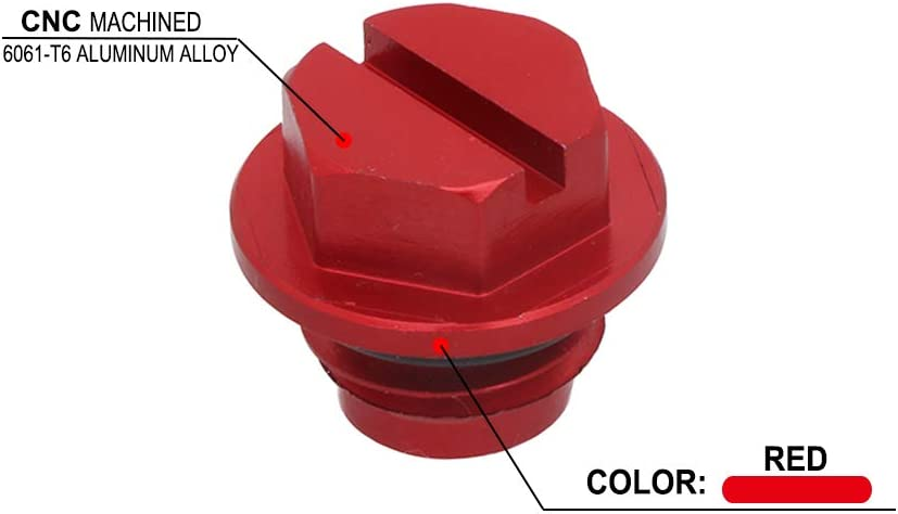 Pro Braking PBK0514-BLK-RED Front//Rear Braided Brake Line Black Hose /& Stainless Red Banjos