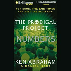 Prodigal Project: The Numbers Audiobook