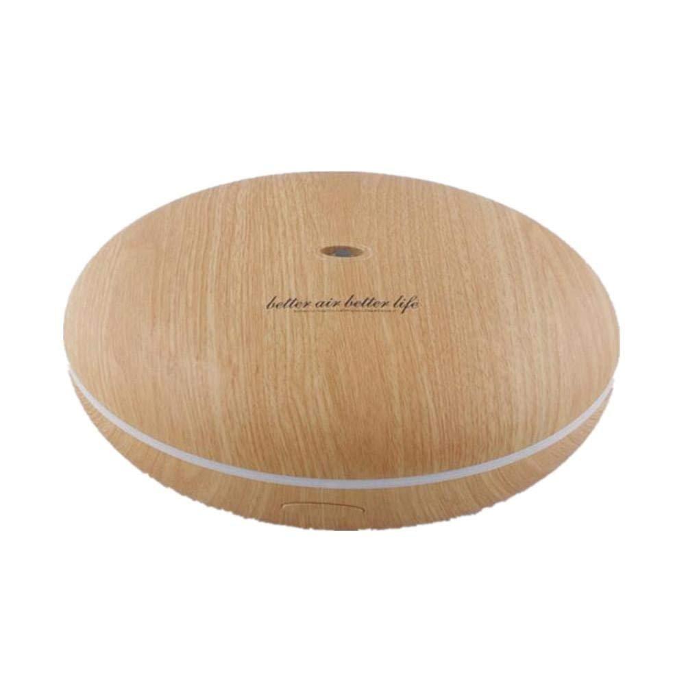 【レビューを書けば送料当店負担】 YT-ER 良質 B07G82B5CG/創造的な木の香りホームミニオフィス静かなベッドルーム小さな超音波空気の加湿器 YT-ER 軽い木目 軽い木目 B07G82B5CG, Cover all:d9622220 --- ciadaterra.com