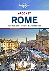 Lonely Planet: The world's number one travel guide publisher* Lonely Planet's Pocket Rome is your passport to the most relevant, up-to-date advice on what to see and skip, and what hidden discoveries await you. Explore the sensational sculptu...