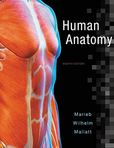 Human Anatomy (8th Edition) (9780134243818)