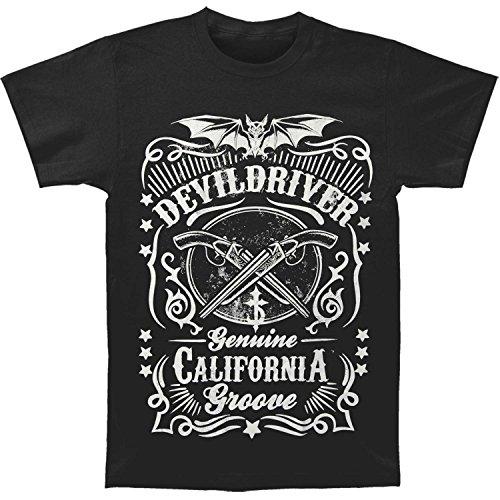 Devildriver T-Shirt Sawed Off Homme Noir