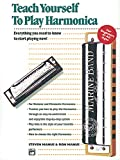 Alfred's Teach Yourself to Play Harmonica with CD