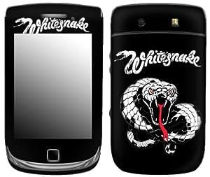 MusicSkins, MS-WSNK20199, Whitesnake - Rockstar, BlackBerry Torch (9800), Skin