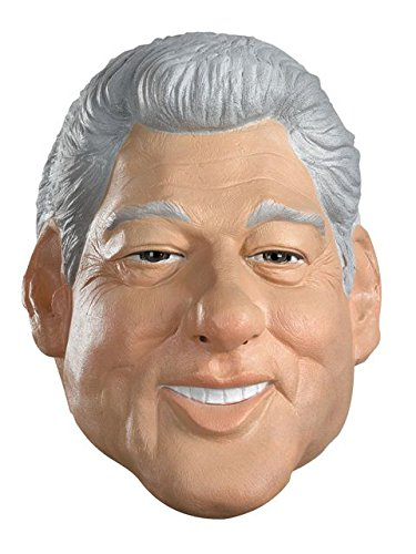 Obama Mask Halloween (Clinton Costume Mask)