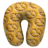 Scorpio Pretzel Food Brace Travel Pillow Spa U SHAPE For Auto Everyone